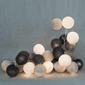 pamučna svjetla klasik siva