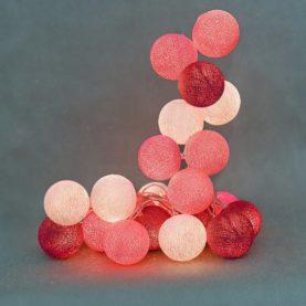 pamučna svjetla pink ružičasta