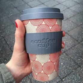 šalica takeaway ecoffee ecofee swirl