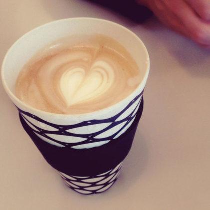 Šalica za kavu ili čaj Ecoffee Basket 400 ml