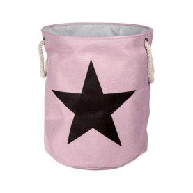 košara za prljavo rublje pink hanksome hrvatska