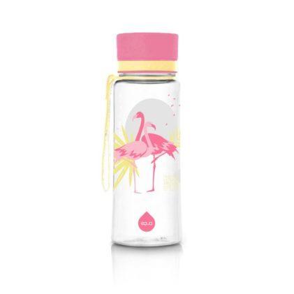 Staklena boca Equa bez BPA Flamingo