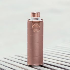 equa staklena boca za vodu mismatch bronze 750 ml