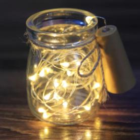 Čep za bocu s LED svjetlima