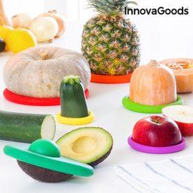 Set silikonskih poklopaca za hranu