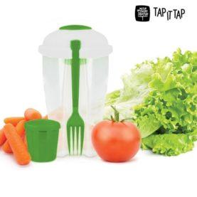 Prijenosna posuda za salatu