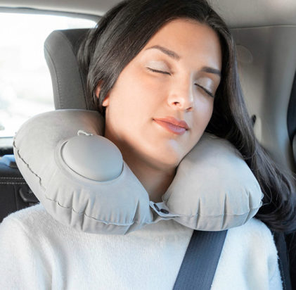Vratni jastuk sa samonapuhavanjem