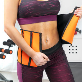 Sportski pojas za mršavljenje s efektom saune
