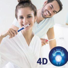 Četkica za zube 4d (pakiranje od 2)